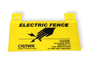 Electric Fence Accessories Electric Fence Joint Clamp